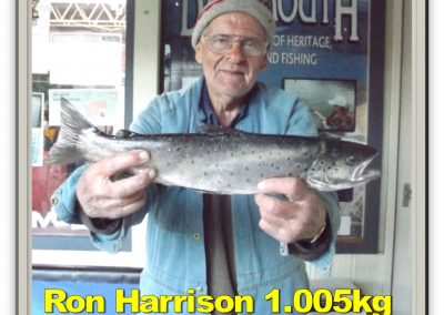 Ron Harrison August 15