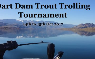 Dart Dam Trout Trolling Tournament